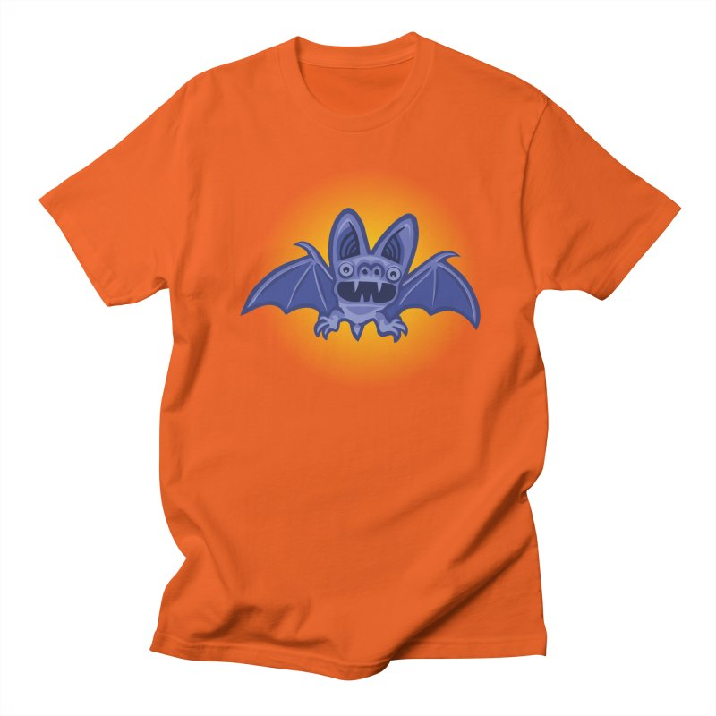 Bat Atcha Women's Unisex T-Shirt by STWALLSKULL's Shirt Shack