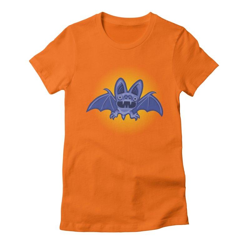 Bat Atcha Women's T-Shirt by STWALLSKULL's Shirt Shack