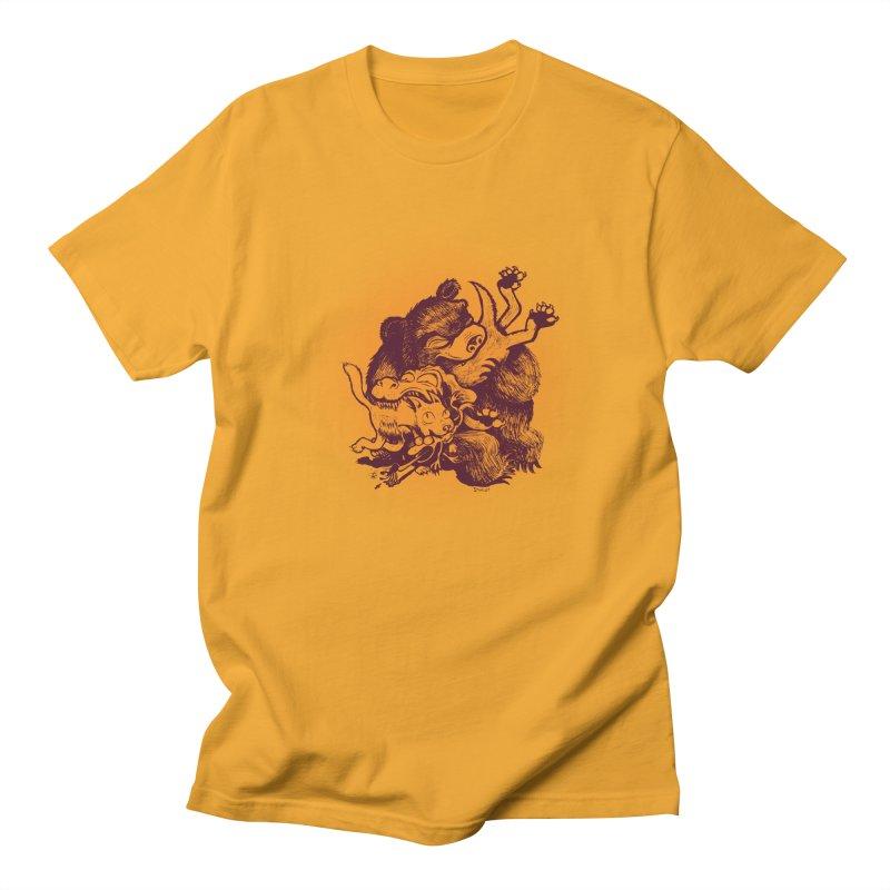 Food Chain Men's T-Shirt by STWALLSKULL's Shirt Shack