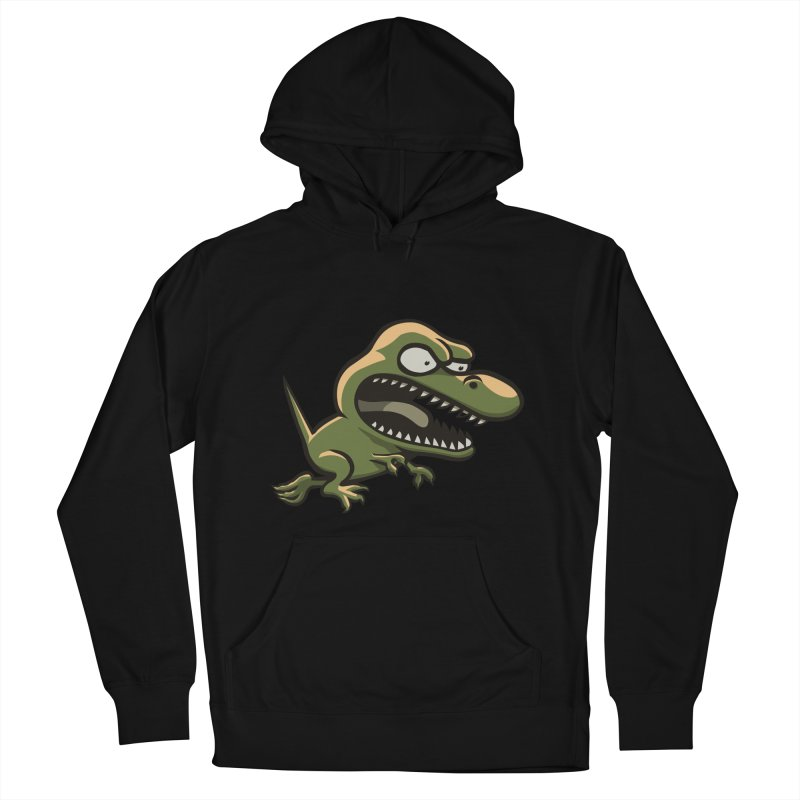 TERRIBLE LIZARD Women's Pullover Hoody by STWALLSKULL's Shirt Shack