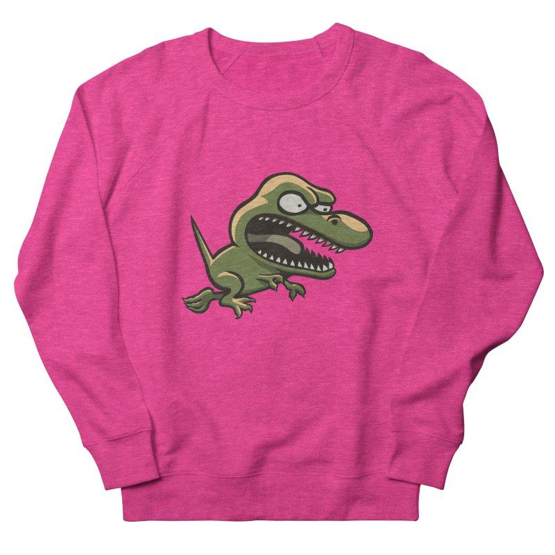 TERRIBLE LIZARD Women's Sweatshirt by STWALLSKULL's Shirt Shack