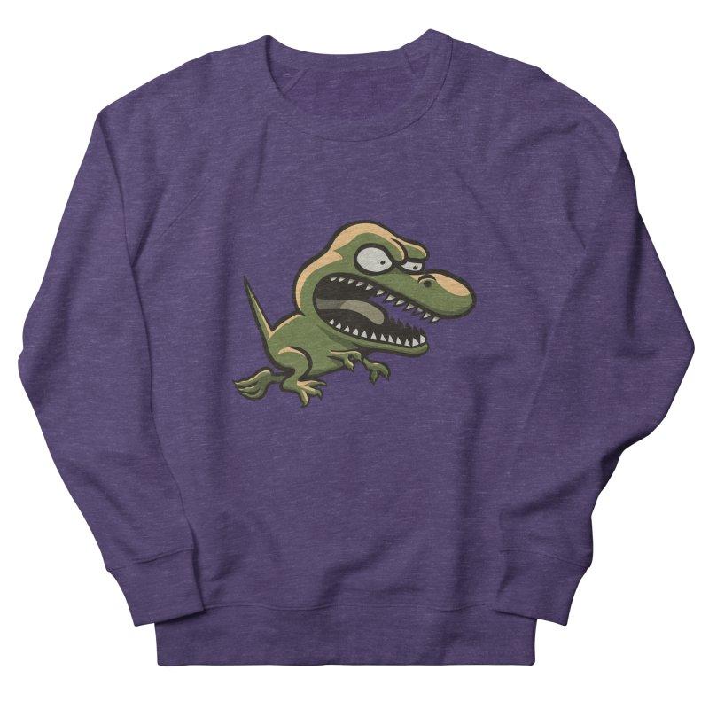TERRIBLE LIZARD Men's Sweatshirt by STWALLSKULL's Shirt Shack