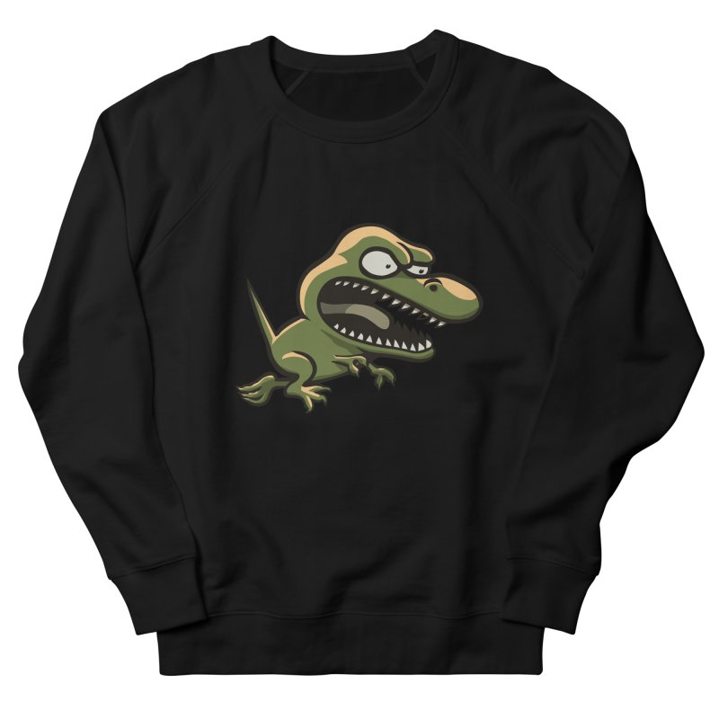 TERRIBLE LIZARD Men's Sweatshirt by STWALLSKULL's Shirt Shack