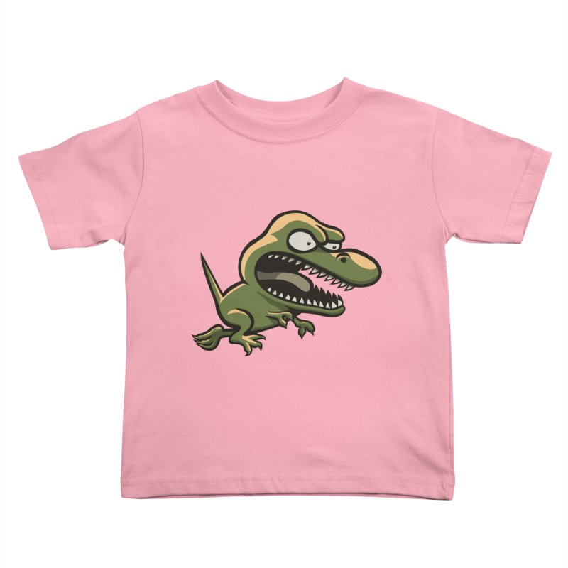 TERRIBLE LIZARD Kids Toddler T-Shirt by STWALLSKULL's Shirt Shack