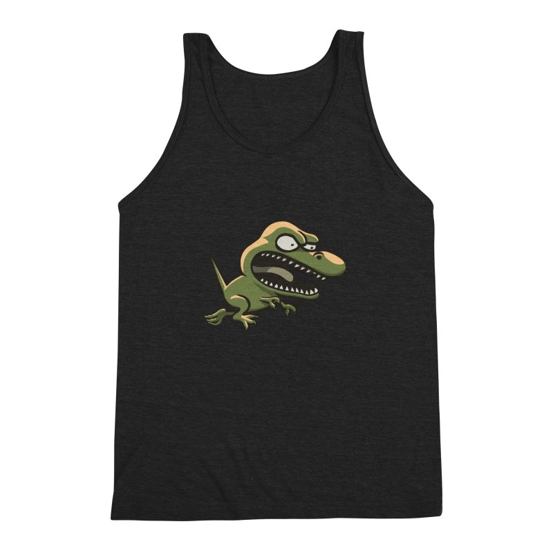 TERRIBLE LIZARD Men's  by STWALLSKULL's Shirt Shack