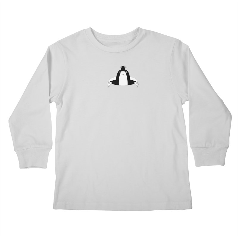 looking up (to you) Kids Longsleeve T-Shirt by stylebot