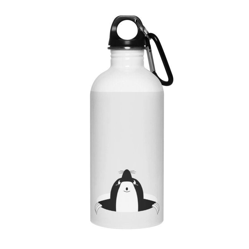 looking up (to you) Accessories Water Bottle by stylebot