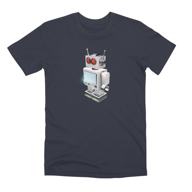 Roberta Men's Premium T-Shirt by stylebot