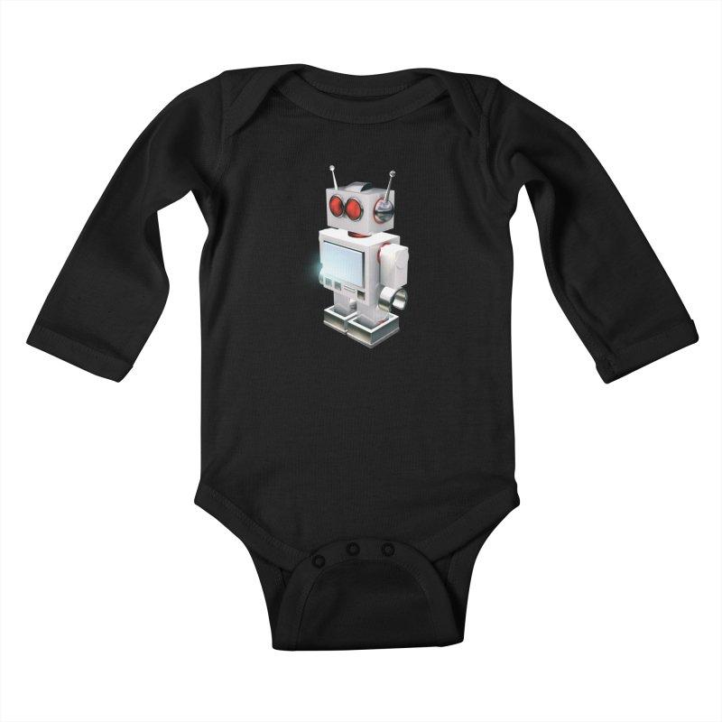 Roberta Kids Baby Longsleeve Bodysuit by stylebot