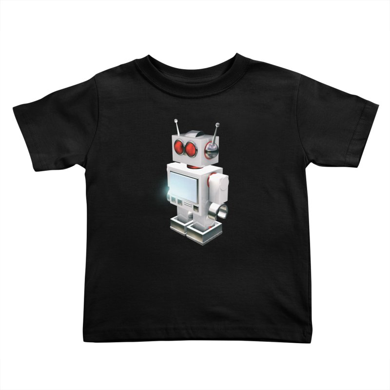 Roberta Kids Toddler T-Shirt by stylebot