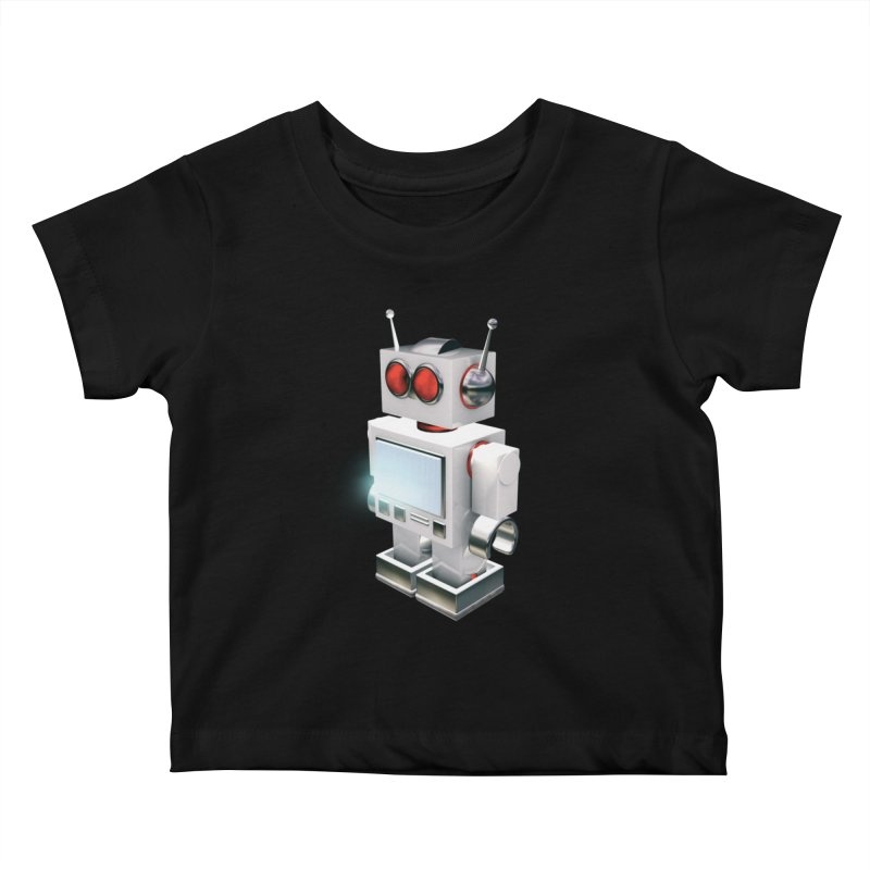 Roberta Kids Baby T-Shirt by stylebot