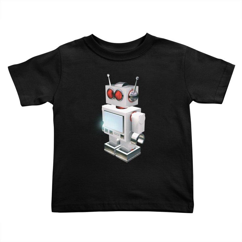 Roberta Kids Toddler T-Shirt by stylebot