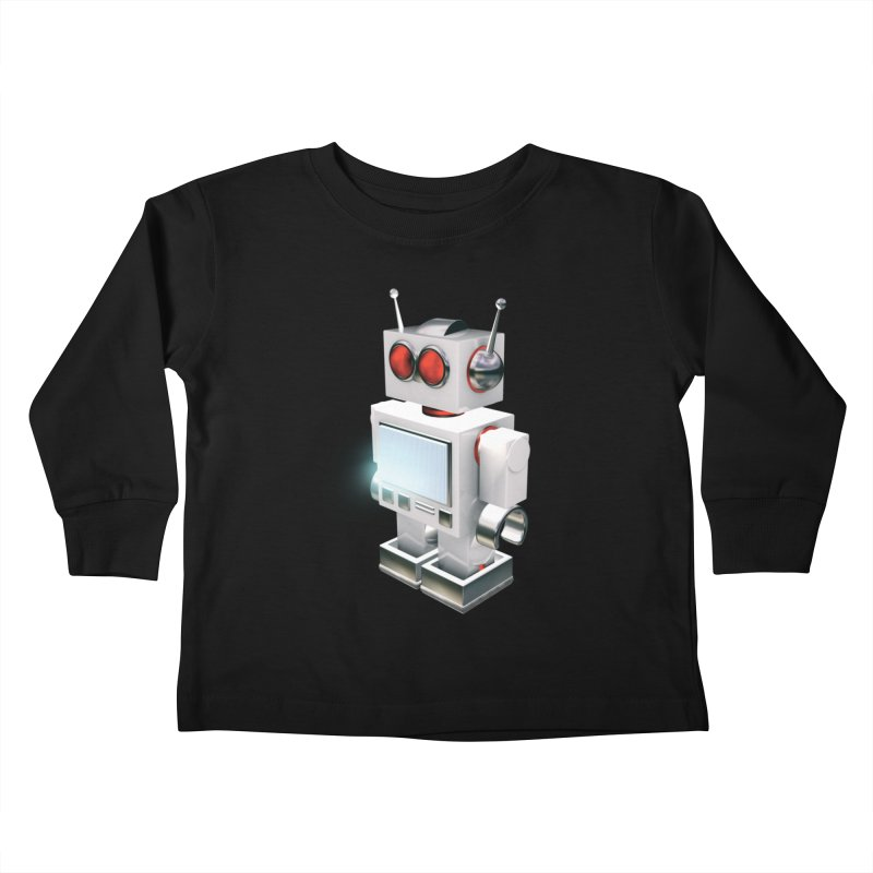 Roberta Kids Toddler Longsleeve T-Shirt by stylebot