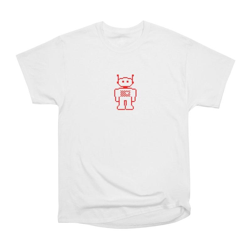 Pixibot Men's Classic T-Shirt by stylebot