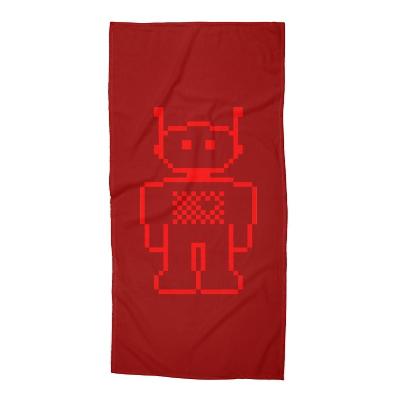 Pixibot Accessories Beach Towel by stylebot