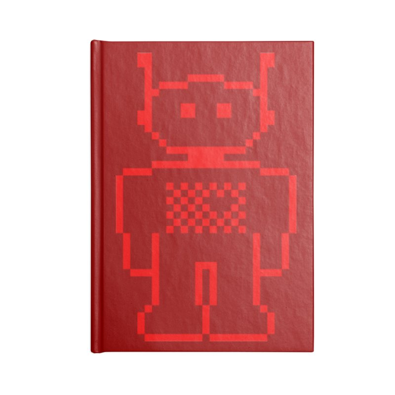 Pixibot Accessories Notebook by stylebot