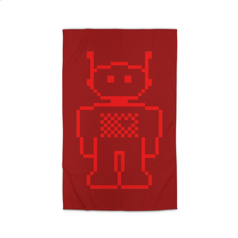 Pixibot Home Rug by stylebot