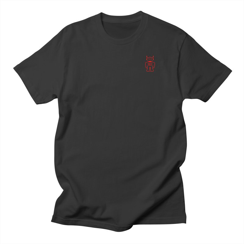Pixibot Men's Regular T-Shirt by stylebot