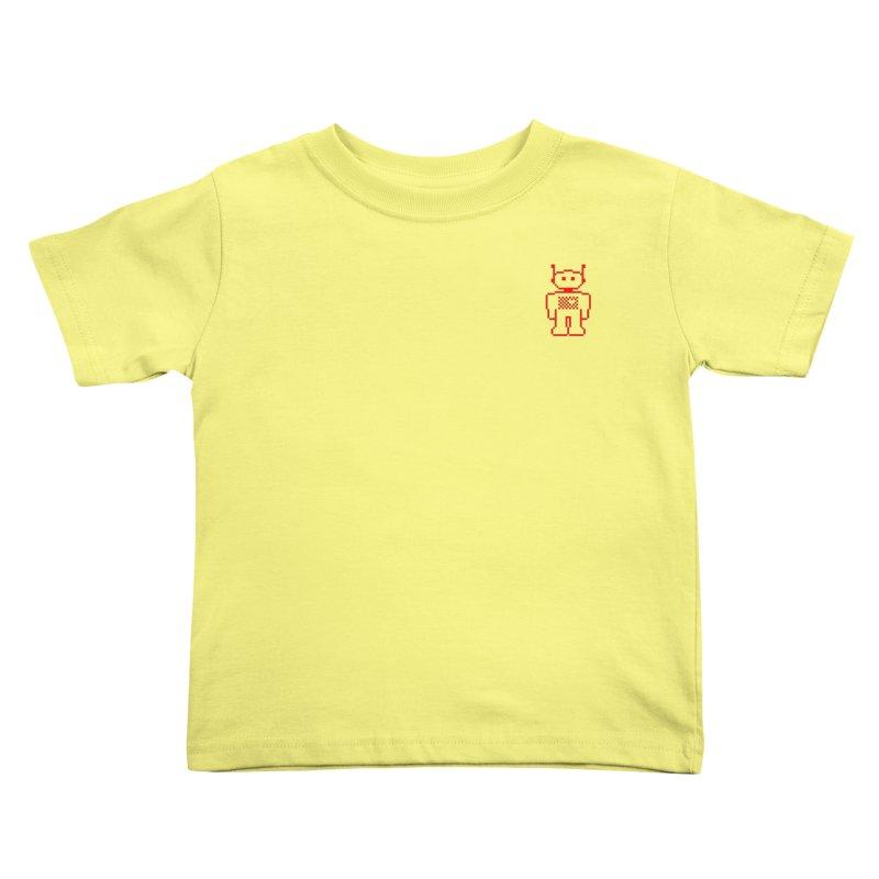 Pixibot Kids Toddler T-Shirt by stylebot