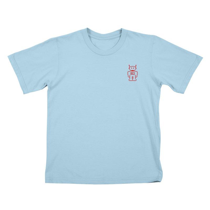 Pixibot Kids T-Shirt by stylebot