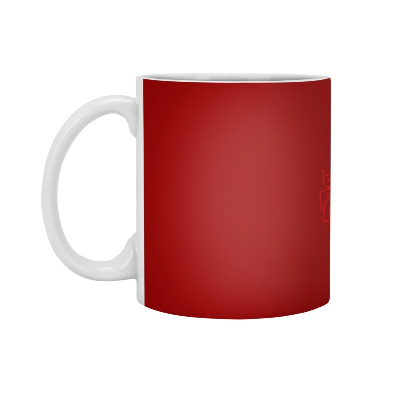 Pixibot Accessories Standard Mug by stylebot