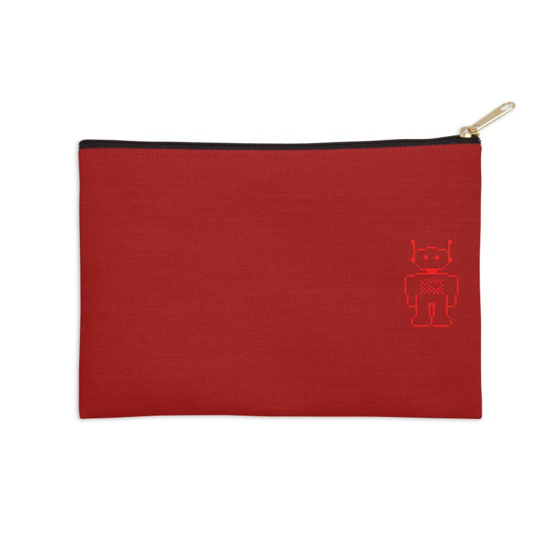 Pixibot Accessories Zip Pouch by stylebot