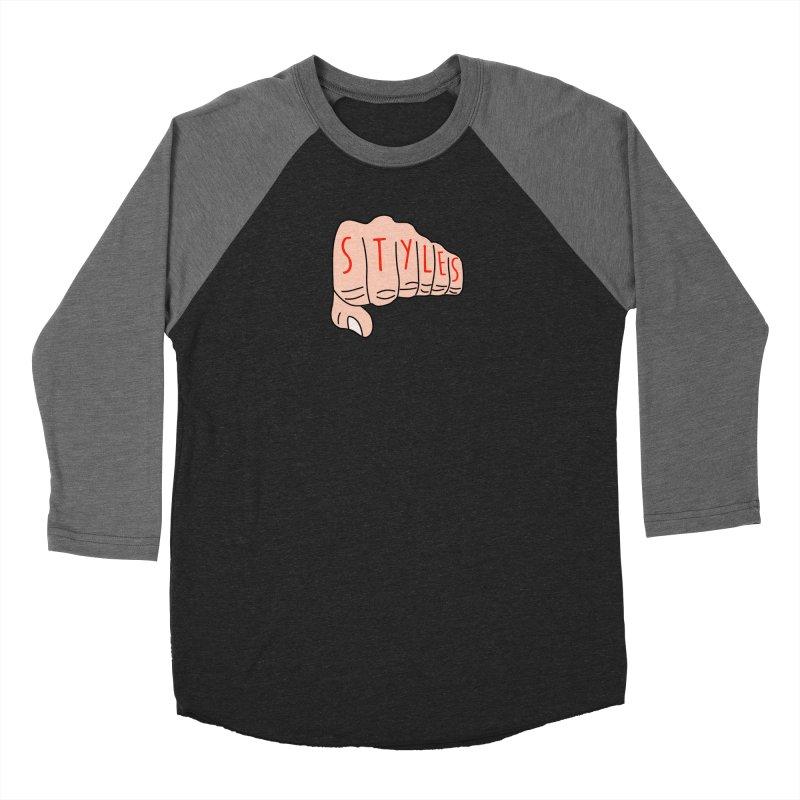 Styles Fist Women's Longsleeve T-Shirt by Styles in Black