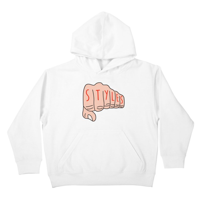 Kids None by Styles in Black