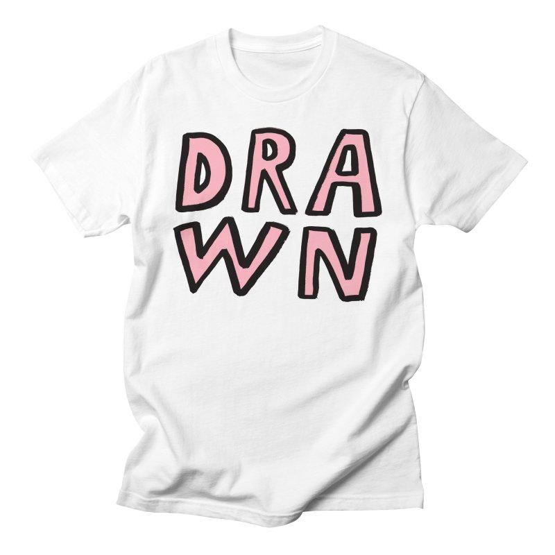 Drawn Women's Regular Unisex T-Shirt by