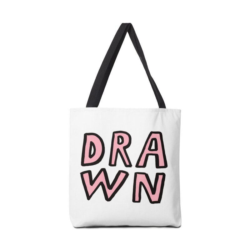 Drawn Accessories Bag by