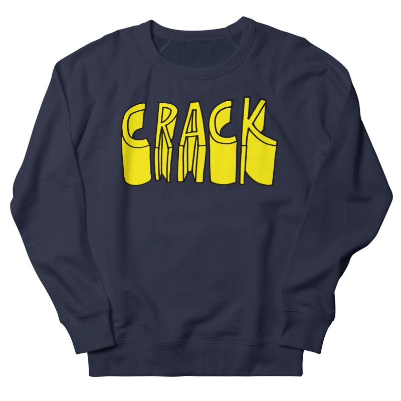 Crack Men's Sweatshirt by