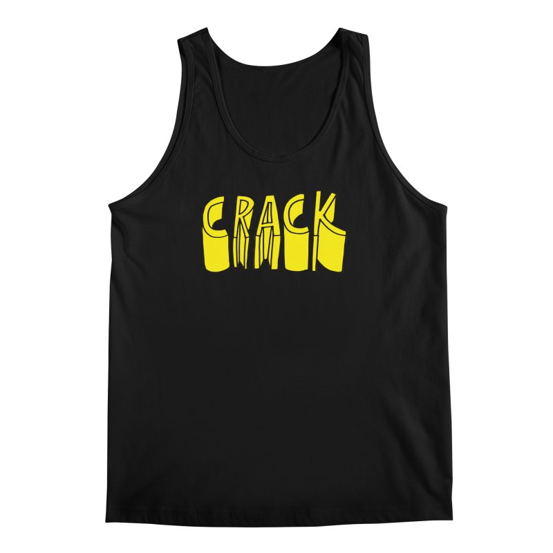 Crack Men's Regular Tank by