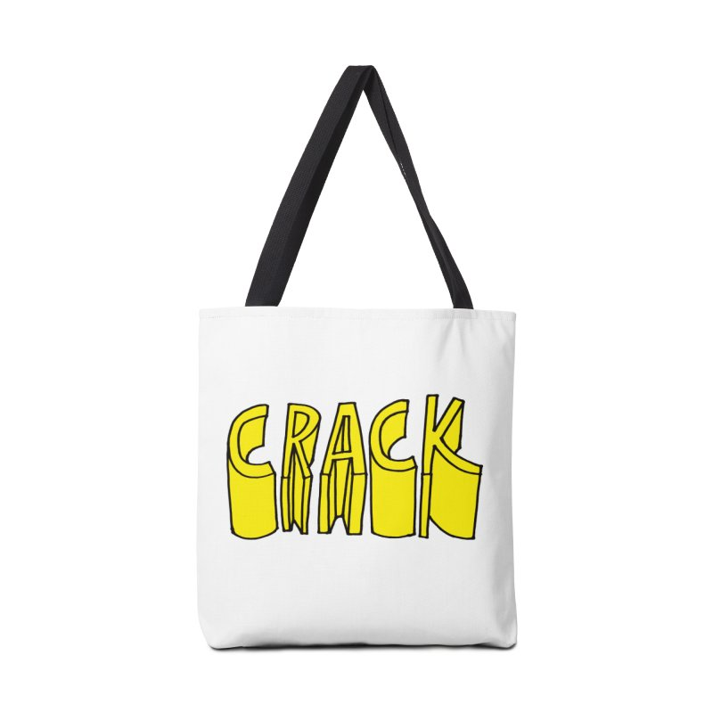Crack Accessories Bag by