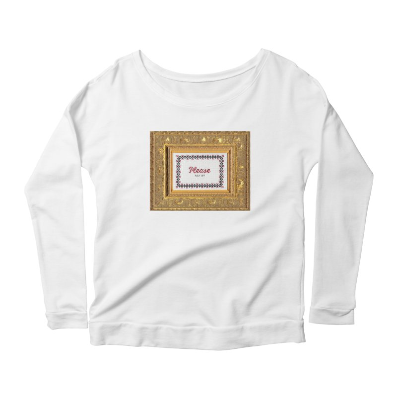 Women's None by Subversive Cross Stitch