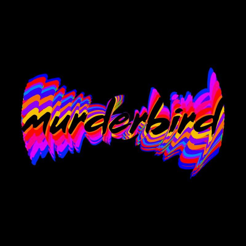 Murderbird Psychedelic Men's T-Shirt by suethetrex's Artist Shop