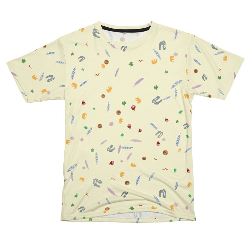 SUE party pattern Men's Cut & Sew by suethetrex's Artist Shop