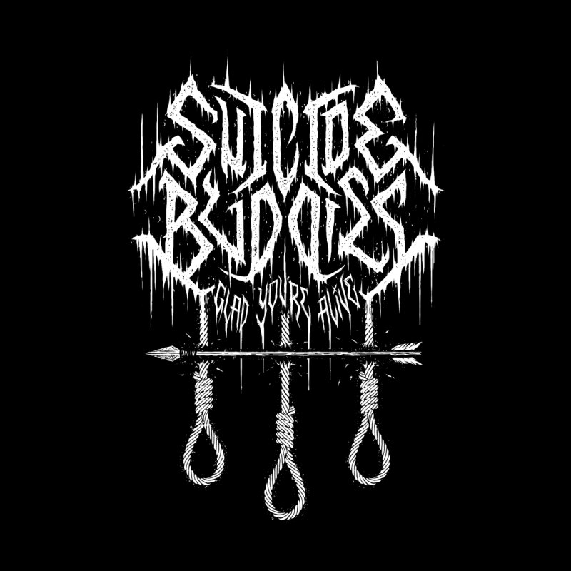 Black Metal Info Wars by Suicide Buddies Store