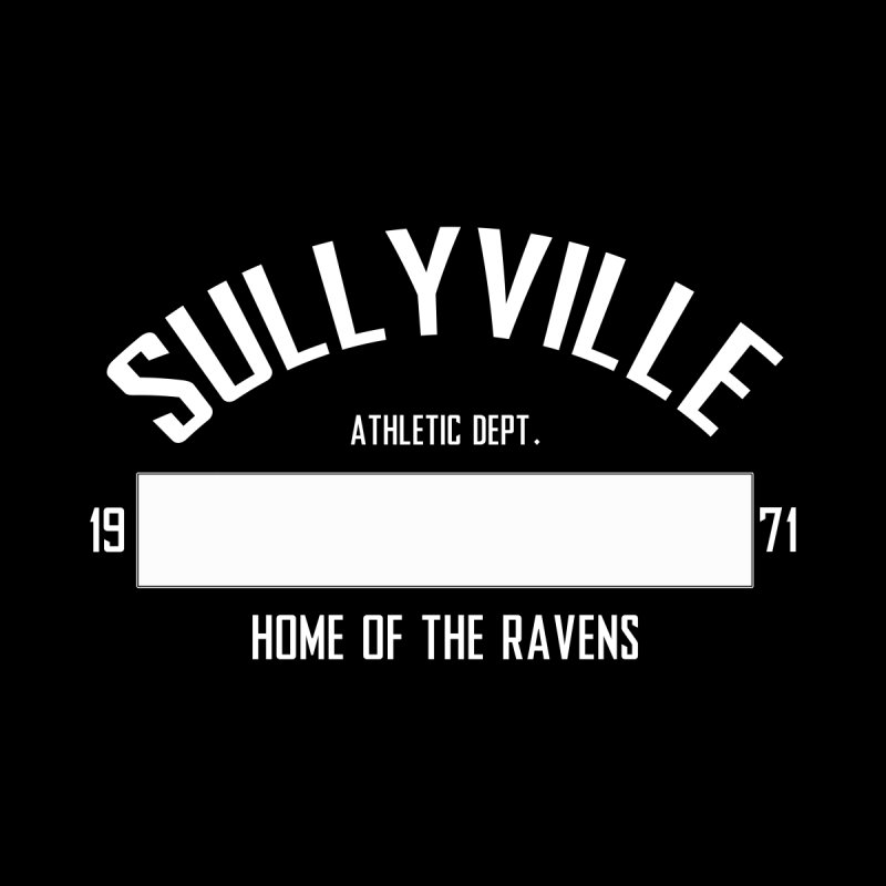 Gymsuit (for dark colored backgrounds) by Sully Guitars Merch