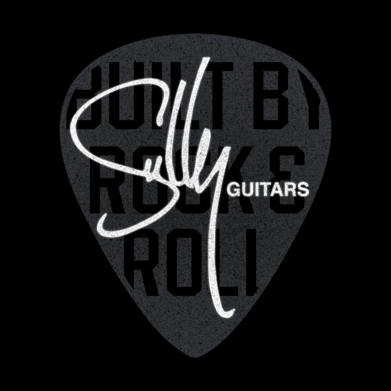 Sully Guitars - Built By Rock & Roll Guitar Pick Accessories Mug by Sully Guitars Merch