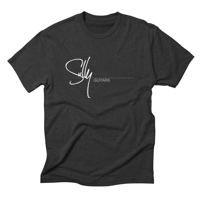 """Keep it Simple, Sully"" Logo Men's Triblend T-Shirt by Sully Guitars Merch"