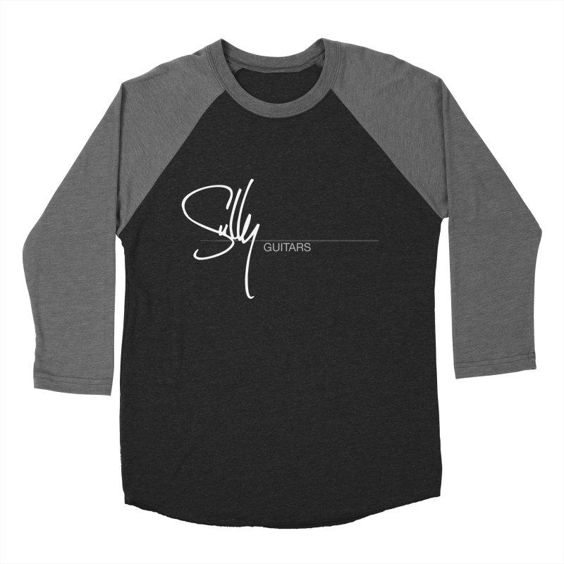"""Keep it Simple, Sully"" Logo Men's Baseball Triblend Longsleeve T-Shirt by Sully Guitars Merch"