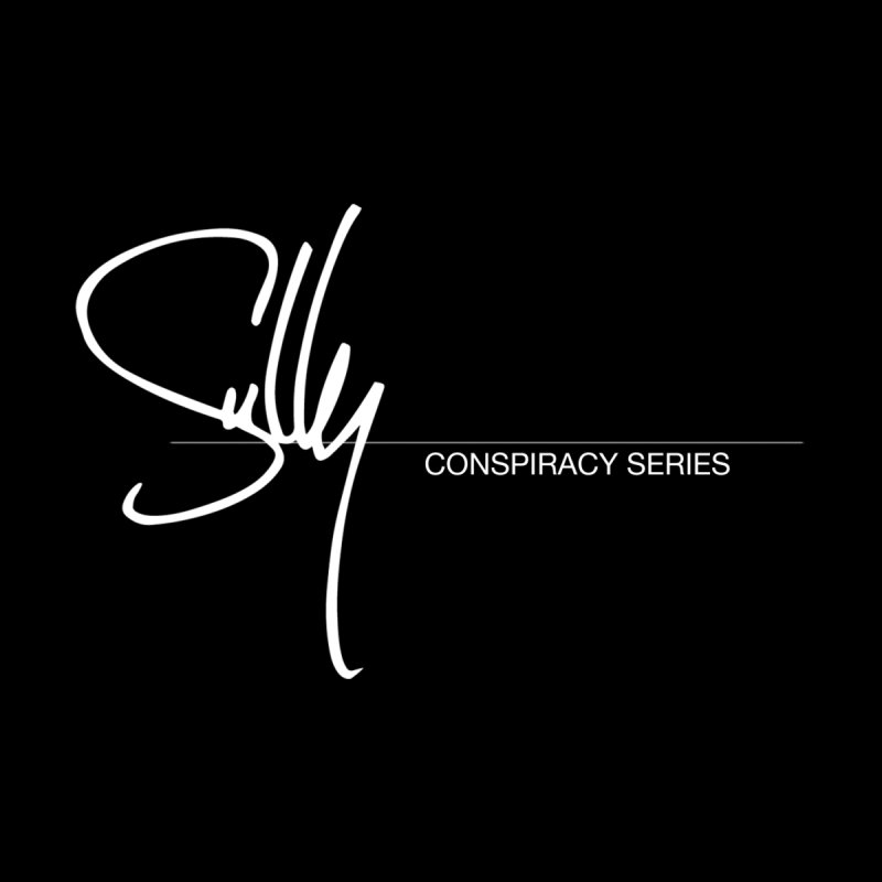 Conspiracy Series Logo Men's T-Shirt by Sully Guitars Merch