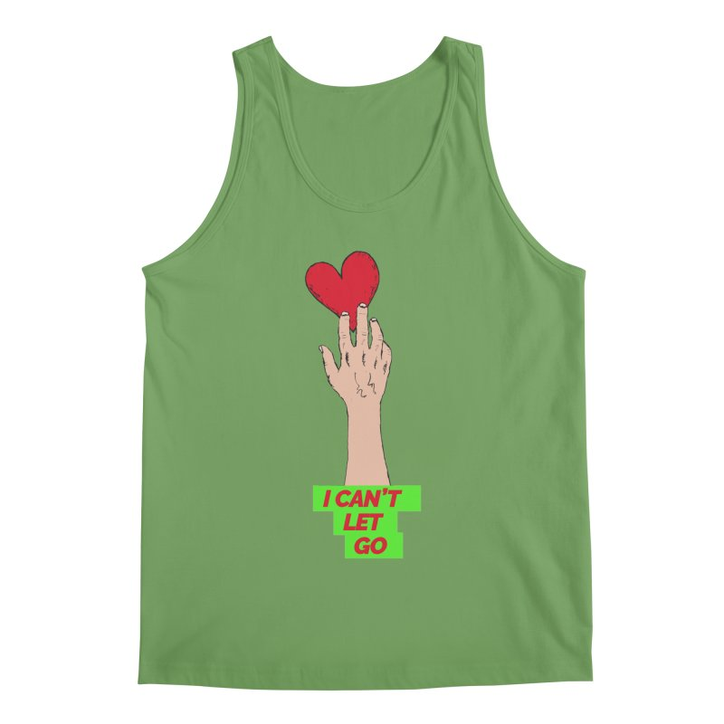 I can't let go Men's Tank by Strictly Underground Music's Shop