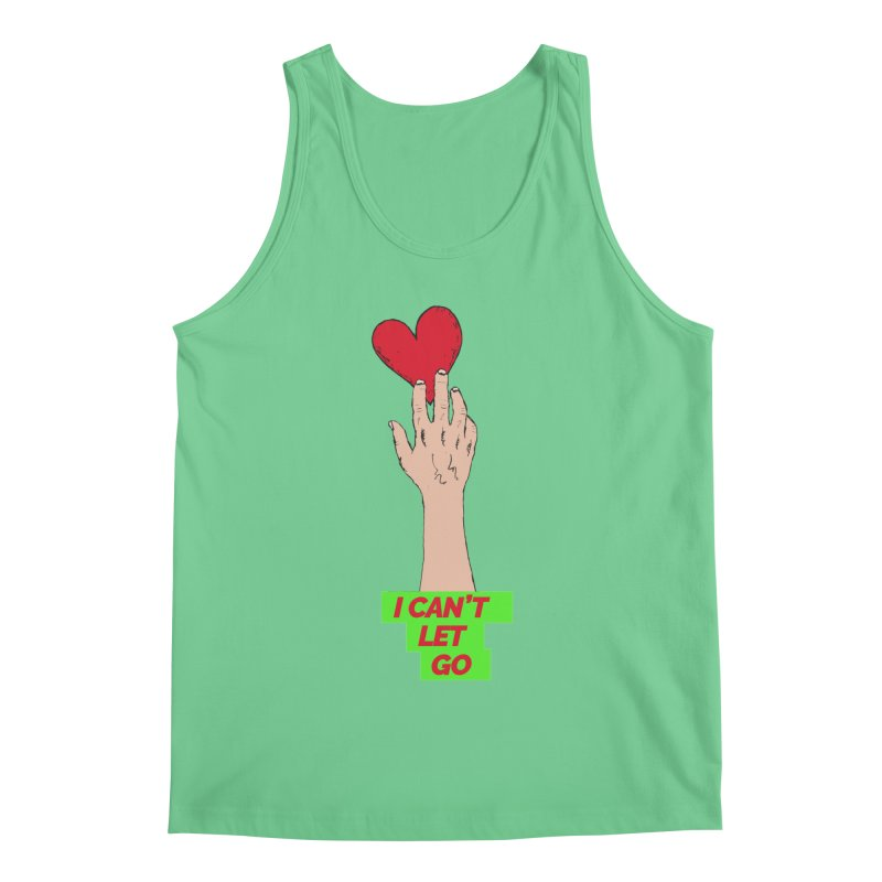 I can't let go Men's Regular Tank by Strictly Underground Music's Shop