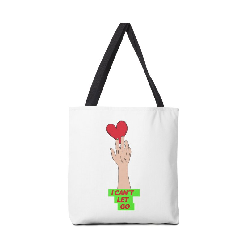 I can't let go Accessories Tote Bag Bag by Strictly Underground Music's Shop