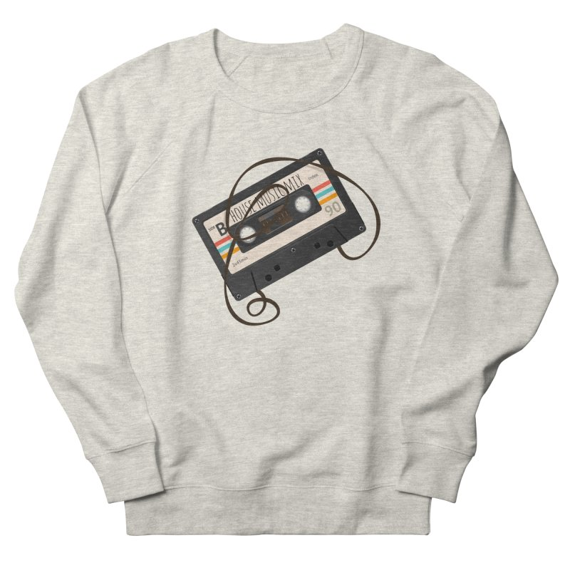 House music mixtape Men's Sweatshirt by Strictly Underground Music's Shop