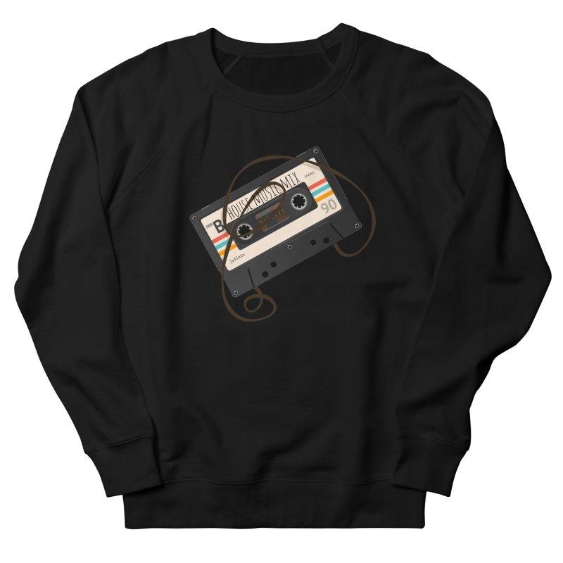 House music mixtape Women's Sweatshirt by Strictly Underground Music's Shop