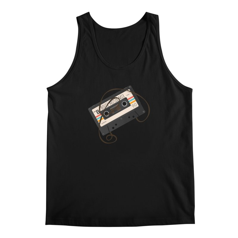 House music mixtape Men's Tank by Strictly Underground Music's Shop