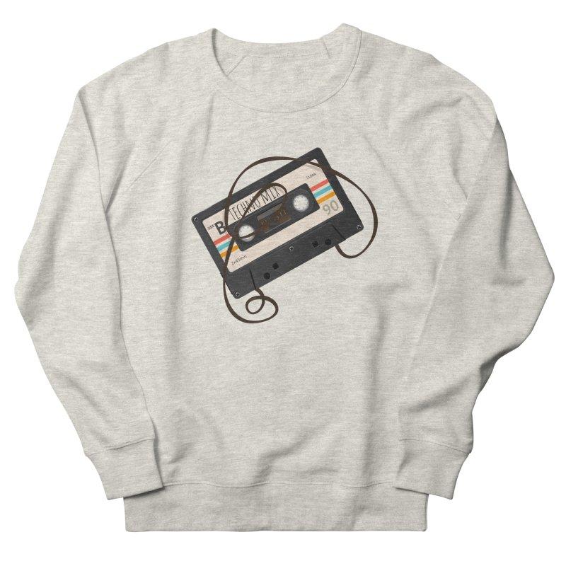 Techno mixtape  Men's Sweatshirt by Strictly Underground Music's Shop