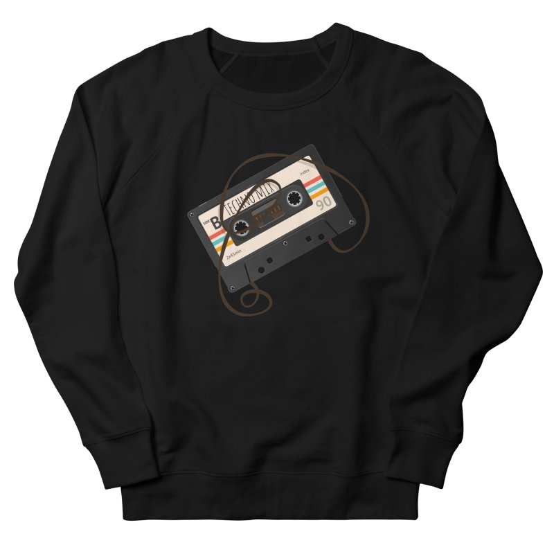 Techno mixtape  Women's French Terry Sweatshirt by Strictly Underground Music's Shop